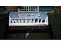 keyboard Yamaha + stand for sale