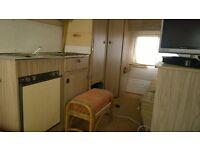 old caravan 5 berth