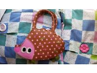 Girl's Next Hedgehog Hand bag
