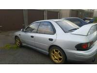 Spares or repair subaru impreza
