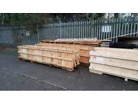 5m Pallet Wooden Crates Firewood Free To Collector