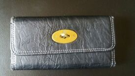 Leather Mulberry purse