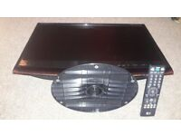 "LG 21"" full hd free view tv"