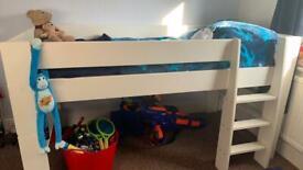 Cabin bed & triple wardrobe