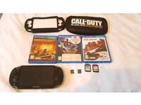 SPECIAL EDITION PS VITA CALL OF DUTY