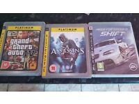 Ps3 games (offers)