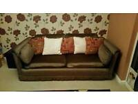 Reid Furniture 2 Seater Double Sofa bed