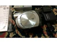 Panasonic DVD camcorder