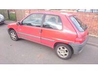 Peugeot 106 1997 Petrol