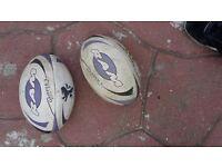 Rugby Ball X2 RAM brand