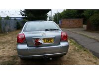 toyota avence 20 ltrs very good engine mot tex sat nave 2007 car hight millage car