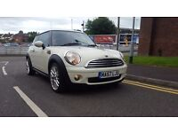 MINI ONE 1.4 PETROL 6 SPEED GEARBOX 112 MONTHS MOT NATIOWIDE WARRANTY IS AVAILABLE TOP CONDITION