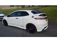 Honda civic type r championship white limited edition