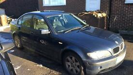 CAR FOR SALE: BMW 320D SE 05 REG