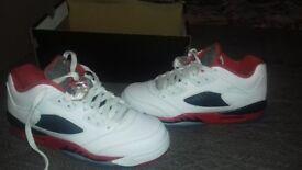 Jordan 3 retro trainers BNIB Size 5