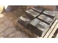 """Cornish roofing slate 12 x 18"""" 220 pieces"""