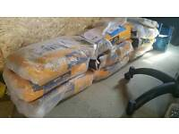 10 bags of Everbuild SELF20 708 Self Level Compound 20 Kg