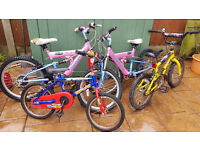 childrens cycles