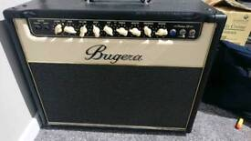 Bugera v22 valve guitar amplifier