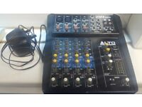 ALTO ZMX862 6 Channel Professional MIXING DESK