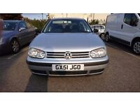 Volkswagen Golf 1.4 S 5dr - Completely Re-bodied & Resprayed - 1 Year MOT