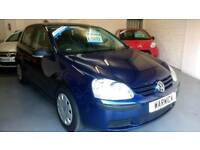 GORGEOUS 2008 VW GOLF 1.9 TDI DIESEL, ONLY 85K, FSH, NEW MOT & 3 MONTHS WARRANTY