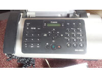 Cannon phone, answer phone, copier,fax