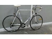Vintage Raleigh 10 Speed Road Bike Size L