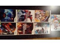 Wii Games - Various