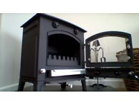 New Woodburner For Sale 6KW Output