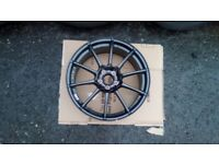 Alloy wheels Sparco manufactured by O.Z. Astra J & K