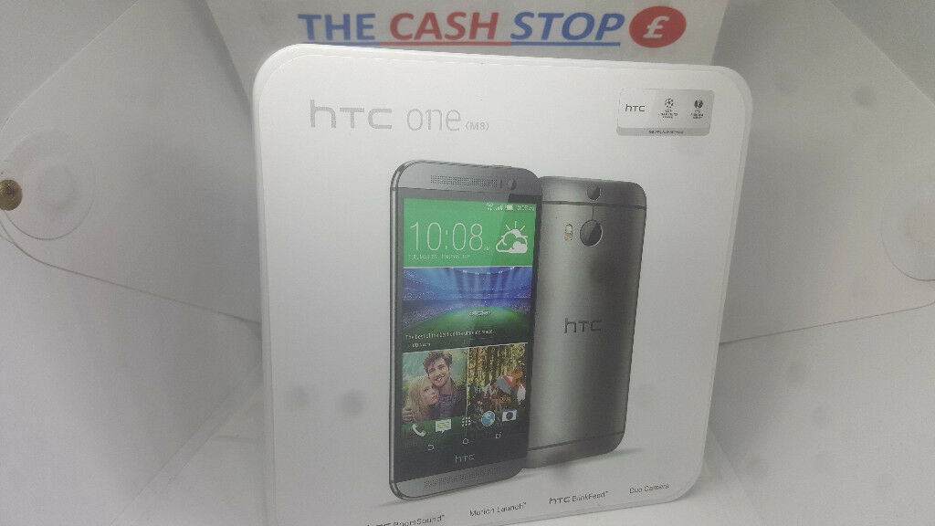Brand New HTC One M8