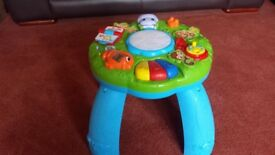 'LEAPFROG' - CHILD'S ACTIVITY TABLE