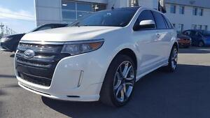 2013 Ford Edge Sport CUIR NAVI WOW