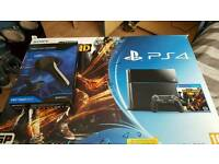 Ps4 and headset bundle