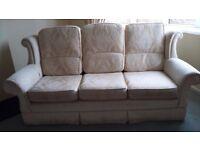 Three seater wade sofa