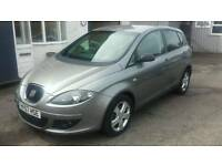 Seat altea 1.9tdi 84k miles new mot