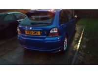 MG zr 1.4 with private reg k80 gms