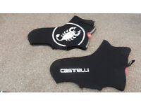 Castrelli Over shoe cycling shoe cover waterproofs
