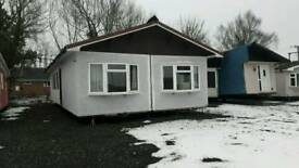 park home chesterfield 2 beds