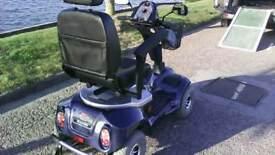 Mobility scooter mercury regatta 8mph