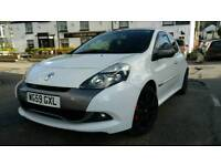 Renault Clio white rs200