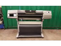 HP DesignJet 5500PS Large Format Printer (Model Q1252A)