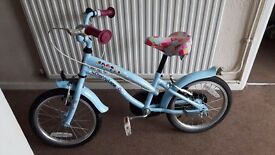 Cherry lane girls 16 inch bike