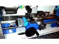 Mini Lathe -Easy Machining Precision Kit