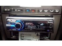 car radio sony DSX-S100