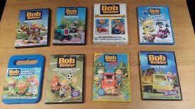 Bob the Builder DVD's