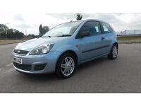 2006 FORD FIESTA 1.2 STYLE CLIMATE 69,000 MILES £1,995 ono