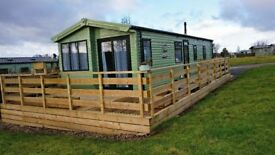 Willerby Granada 2016 2 bedroom Wild Rose , Appleby near lake district and yorkshire dales