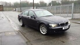 BMW 730D 13 stamps FSH VGC 2 PREV OWNERS..VERY CLEAN..